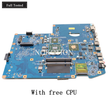 NOKOTION MBPPQ01001 MB.PPQ01.001 JV71-TR8 MB 48.4FP03.01M Laptop Motherboard For Acer aspire 7540 Main Board WORKS