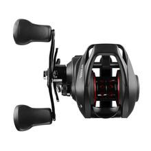 Baitcasting Reel 12.1 Lb Powerful Drag 7.2:1 Gear Ratio Ultra Smooth Powerful Fishing Reel 4 +1 BB Casting Fishing Reel for Fres piscifun honor xt spinning reel 5 2 1 6 2 1 gear ratio up to 15kg max drag 10 1 bearings saltwater fishing reel tackle