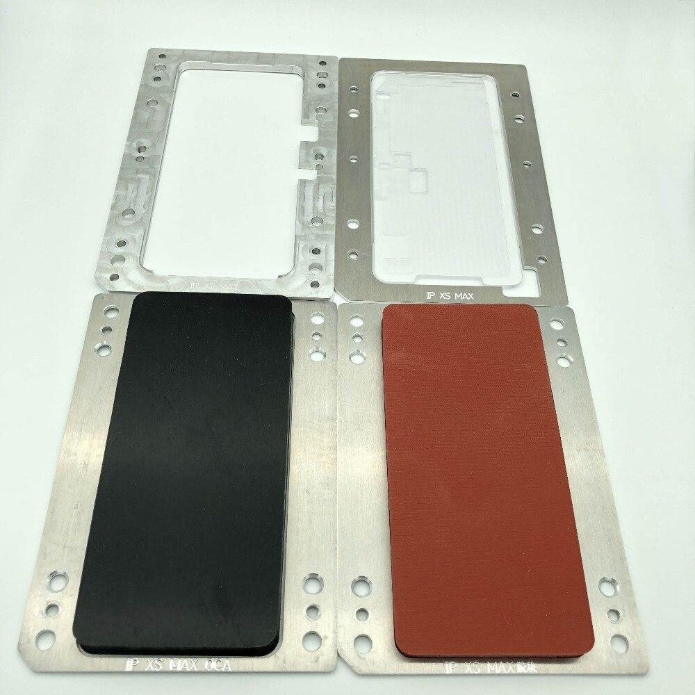 For Phone XS Max YMJ laminating mold for iphone XS Max XS XR 5.8 /6.1/6.5 inch lcd OCA glass laminating YMJ mold lcd repair|Phone Repair Tool Sets| |  - title=