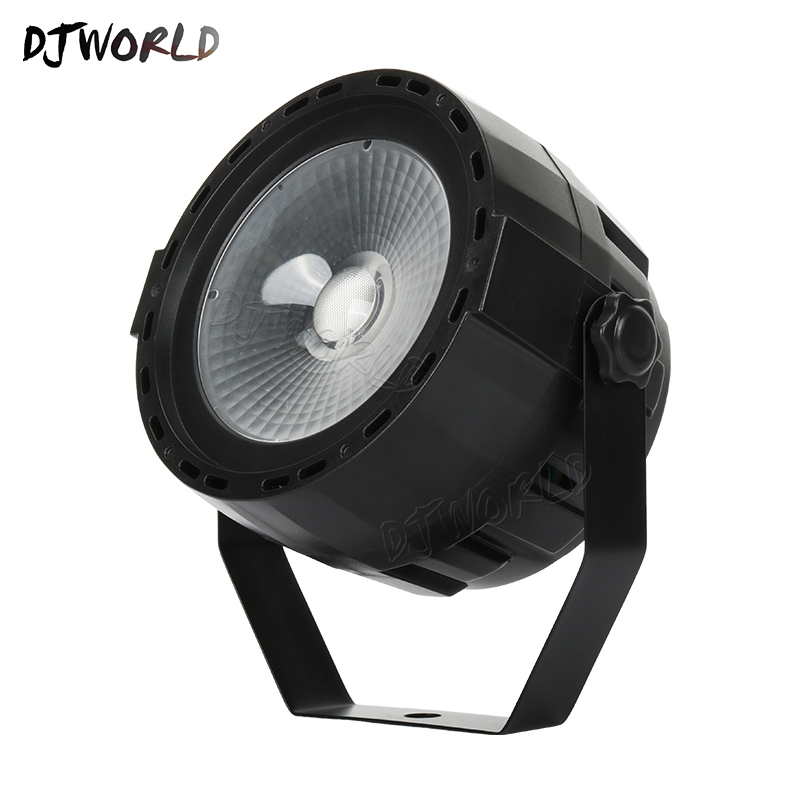 LED Par COB 30W RGB 3in1 DMX512 Stage Effect Lighting Good For DJ Disco Home Party Dance Floor Wedding Decoration Bar And Clubs