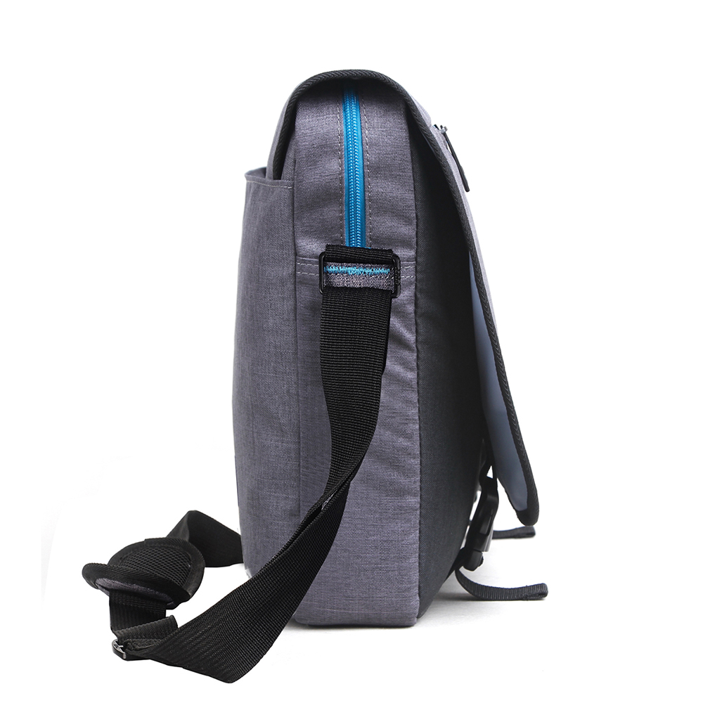 DTBG Laptop Case Bag 15.6 Inch Waterproof Nylon School Shoulder Bags Portable Briefcase Laptop Cases For Notebook / Computer