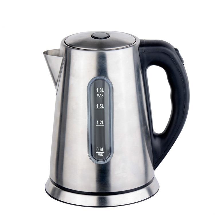 1.8l Edelstahl Elektrische Wasserkocher Konstante Temperatur Control Thermische Isolierung Teekanne Heißer Wasser Kessel Heizung Topf Eu