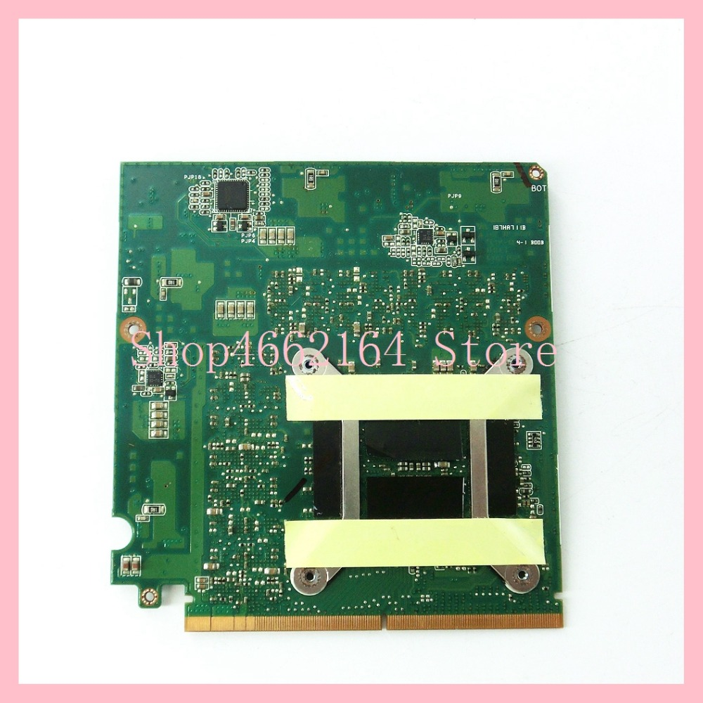 Image 2 - G73JH HD5870 G73_MXM BOARD 216 076900 VGA graphics card board For ASUS G73J G73 G73JH Laptop Motherboard fully tested-in Laptop Motherboard from Computer & Office