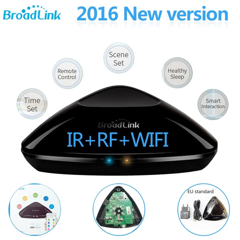 Broadlink RM3 RM Pro & RM mini3 Smart Homes