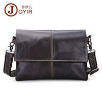 YISHEN Casual Fashion Genuine Leather Male Shoulder Crossbody Bags Small Clutch Bags Men Travel Messenger Bags Bolsas QYR1310