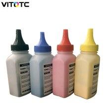 4 sztuk toner dla Xerox Phaser 6020 6022 6010 Workcentre 6015 6025 6027 6028 drukarka laserowa butelkowanej kolor uzupełnianie tonera Reset