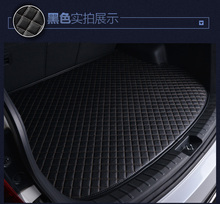 Myfmat custom trunk mats car Cargo Liners pad for PEUGEOT 206 207 301 307 408 308 308S 508 407 607 classy free shipping durable waterproof boot back seat carpets durable custom special car trunk mats for peugeot 308 3008 206 207 307 407 408 508 2008 4008