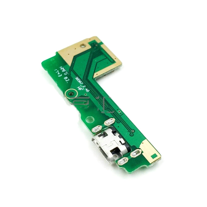 Micro USB Charging Charger Flex Cable Port Board With Microphone Module For Xiaomi Redmi 5 5Plus