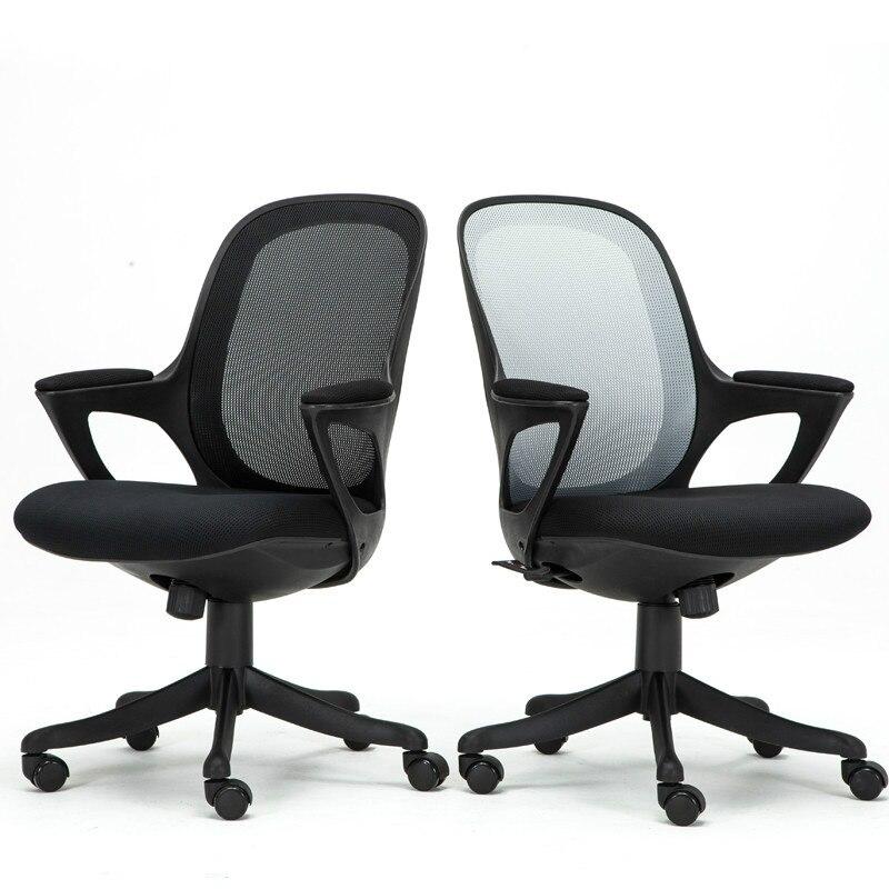Visokokvalitetna ergonomska stolica za računale mrežasta uredska - Namještaj - Foto 5