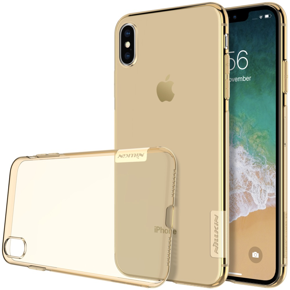 HTB1UMiNOYvpK1RjSZFqq6AXUVXa2 For iPhone XR Case Nillkin Nature Series Transparent Clear Casing Soft TPU Case For iPhone 11 Pro Xs Max XR 6 6S 7 8 Plus Cover