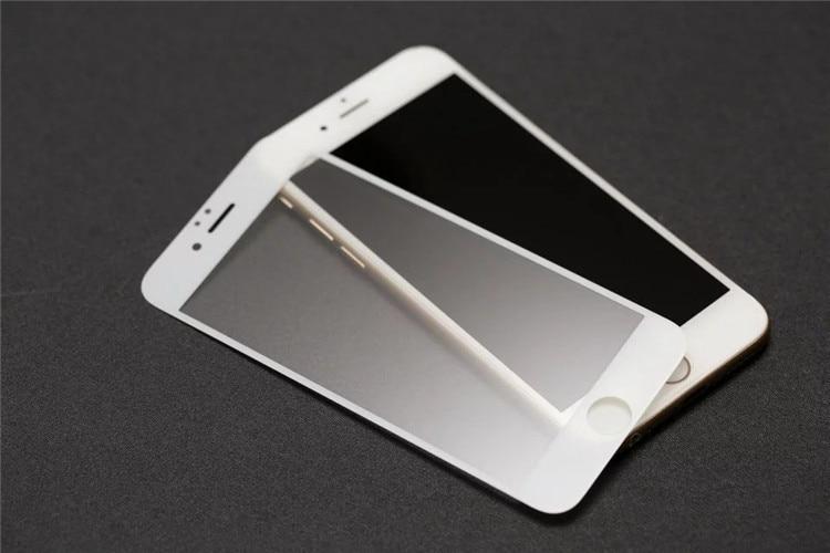 9H 2.5D matowy matowy pełna pokrywa szkło hartowane Screen Protector dla iPhone X XS MAX XR 10 8 7 6s 6 Plus 7Plus anty odciski palców 23