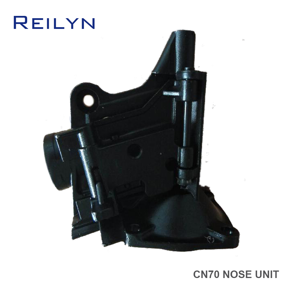 CN70 Nailer Parts Nose Unit Nuzzle Set For Nail Gun CN70  Accessory For Coil Nailer  Max, Bostitch, Senco, Meite