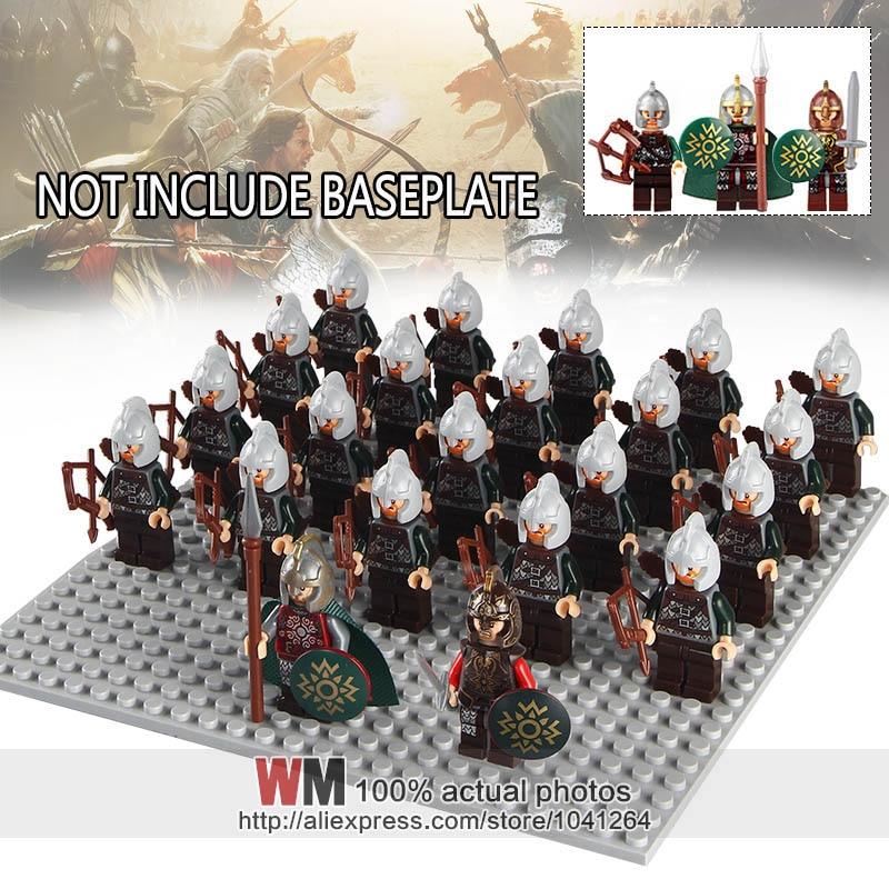 Blocks Learned Wm1012 King Theoden Rohan Archer Eomer Uruk Hai Army 9471 Castle Bricks 22pcs/lot Building Blocks Children Gifts Toys Discounts Sale Toys & Hobbies