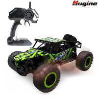 RC Cars High Speed Drift Racing Muscle SUV Car 1:16 2.4G 4CH Hummer Off road Vehicle Damping Hobby Toy For Children Gifts