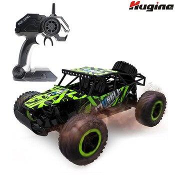 RC Cars alta velocidad Drift Racing Muscle SUV coche 116 2,4G 4CH Hummer vehículo todoterreno amortiguación Hobby juguete para niños regalos