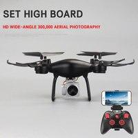 Lensoul 2 4GHz 4 Channel WIFI Drone 0 3MP HD Camera 6 Axis Gyro Aircraft UAV
