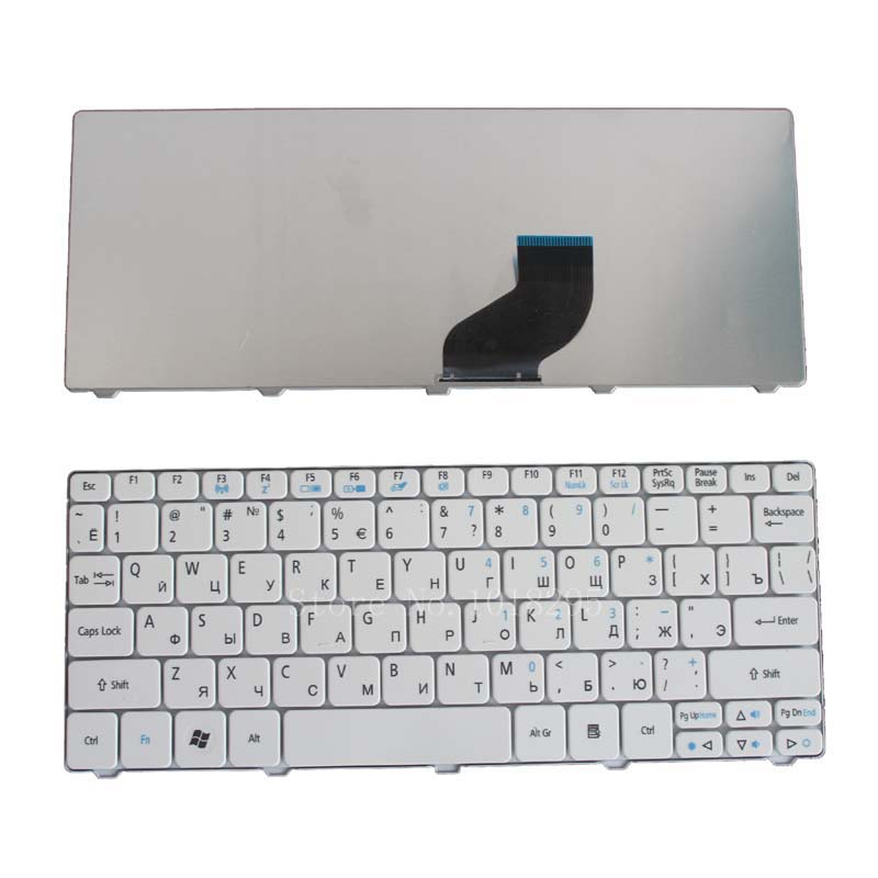 For Acer Gateway Mini LT21 LT25 LT27 LT28 LT2100 LT32 FOR Packard Bell Dot SPT SE 723 SE2 S-E3 S E2 SE3 SC <font><b>keyboard</b></font> Russian/RU