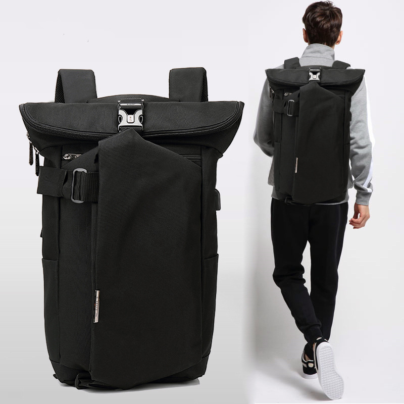 2018 New Fashion Men Travel Backpacks Waterproof Oxford USB Charging Laptop Computer Backpack For Teenager Student School Bags new gravity falls backpack casual backpacks teenagers school bag men women s student school bags travel shoulder bag laptop bags
