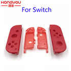 Original For Mario red Replacement Right Left Hard Housing Shell Case Cover for Nintendo NS Switch handle Joy-Con Controller