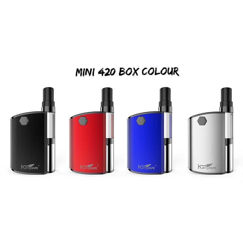 Detail Feedback Questions about Original Kangvape TH 420 BOX mini