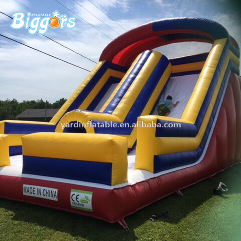 Cheap Price Factory Pvc Tobogan Inflable Blow Up Inflatable Water Slide Dry slide factory price inflatable backyard water slide pool water park slides pool slide with blower for sale