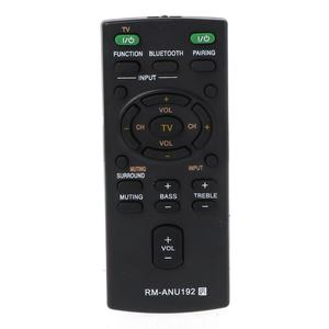 Image 1 - RM ANU192 for Sony Smart LCD LED TV HT CT60BT SA CT60BT SA CT60 Sound Bar Television Controller Replacement