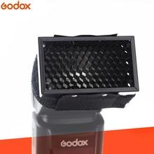 Exempt postage + tracking number Flash Diffuser Softbox HC-01 Honeycomb Grid Filter for TT680 TT660 TT560 TT520