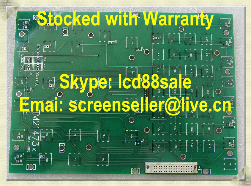 Best Price And Quantity  Brand New TM21473K   Keyboard For Industrial Computer