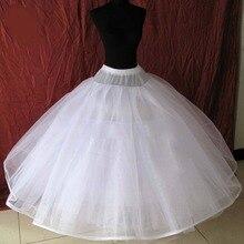 8 katmanlar Tül Jüpon Düğün Aksesuarları Chemise Olmadan Çemberler Bir Çizgi düğün elbisesi Geniş Artı Petticoat Kabarık Etek