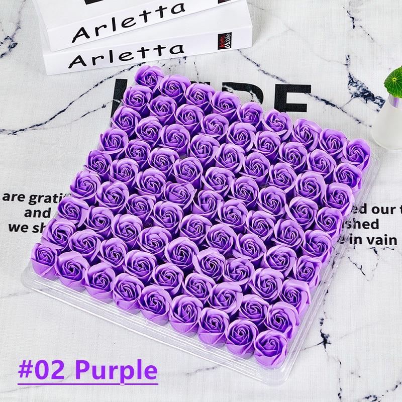 artesanal pétala decoração banho roxo escuro violeta lavanda romântico