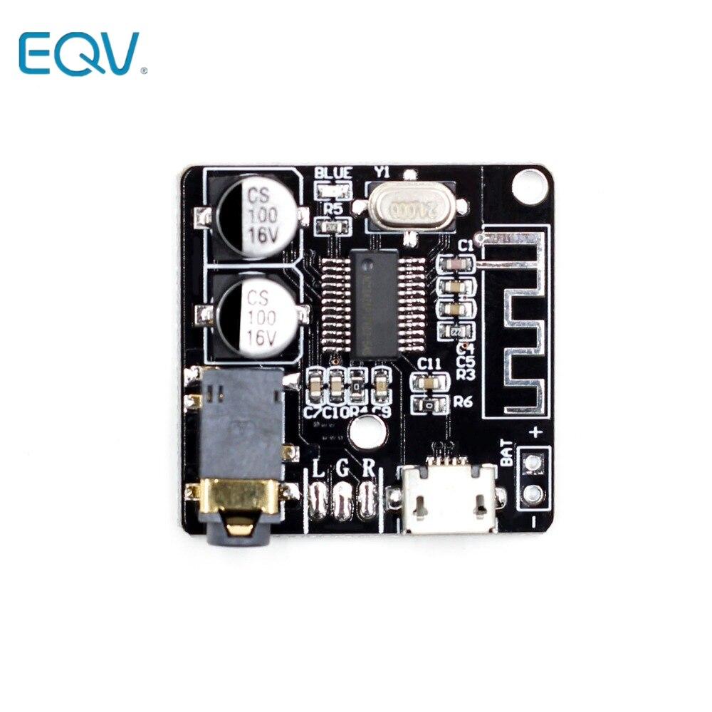 Bluetooth Audio Receiver Board Bluetooth 5.0 Mp3 Lossless Decoder Board Wireless Stereo Music Module