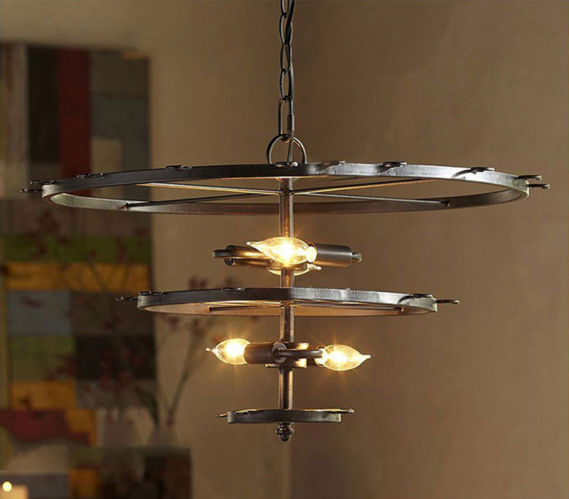Art Deco Goblet Pendant Light Lamp Retro Red Wine Goblet Pendant lights Hanging Lamp For Hotel Bar Restaurant Glass Lamp Bracket (11)