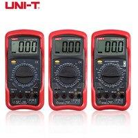 UNI T Digital Multimeter UT51 UT52 UT53 UT54 UT55 UT56 Voltmeter Ammeter Ohmmeter Electrical Meter with LCD display multimeter