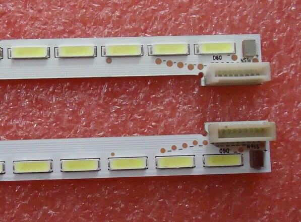 49E710U 7779-649000-L070 HS1555-R4900300-01 led rétro-éclairage 1 pièces = 60led 540mm
