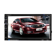 "F6080  Car DVD player 6.95"" Car Autoradio Video/Multimedia MP5 Player mp4 Car Stereo audio player car dvd BT FM"