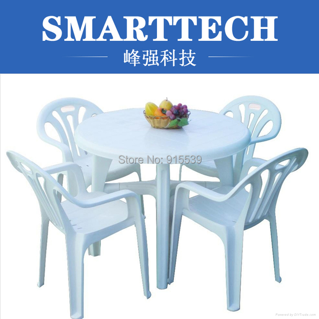Plastic Chair Injection Mold Export Mold Shenzhen Factory High Quality