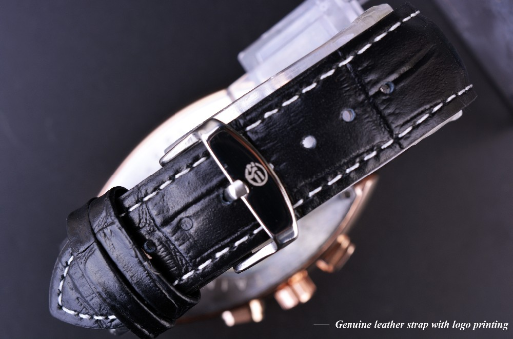 relógio automático montre homme relógio masculino casual