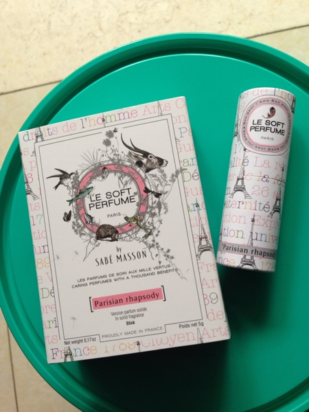French le soft fragrance solid fragrance cream 5g lasting body fragrance