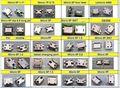 Envío libre 100-1000 unids/lote/20 modelos micro usb conector, usb jack para Lenovo ZTE huawei y otro móvil tabletels