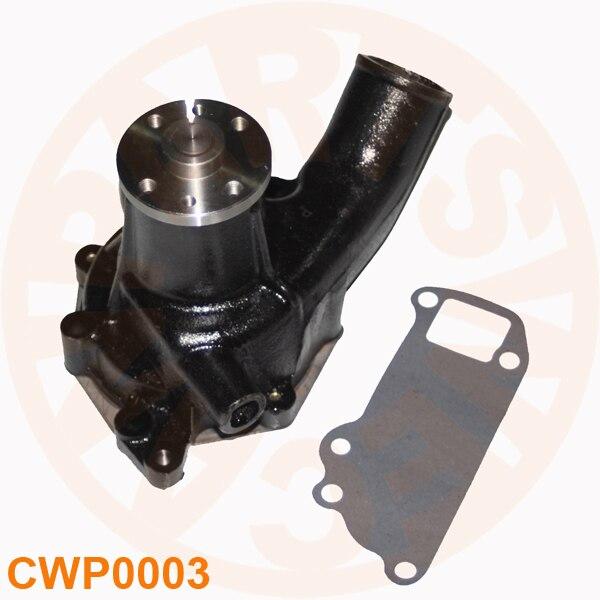 New Water Pump 1-13610-800-1 for Isuzu 6BB1 6BD1 Engine Forklift Excavator