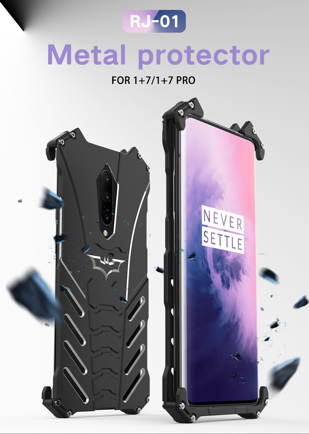 batman-series-luxury-aluminium-metal-cases-for-oneplus-7-oneplus-7-pro-mobile-phone-cover-metal-back-case-for-oneplus-7-pro