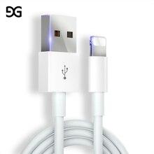 Données Câble USB pour iPhone Chargeur Rapide Câble De Chargement Pour iPhone 7 8 Plus X XS Max XR 5 5S SE 6 6S Plus Chargeur De Fil Pour iPad