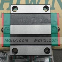 HIIWIN linear guide rail   HGR25-550mm 2pcs HGW25CC 4pcs  HIWIN  from  Taiwan free shipping to argentina 2 pcs hgr25 3000mm and hgw25c 4pcs hiwin from taiwan linear guide rail