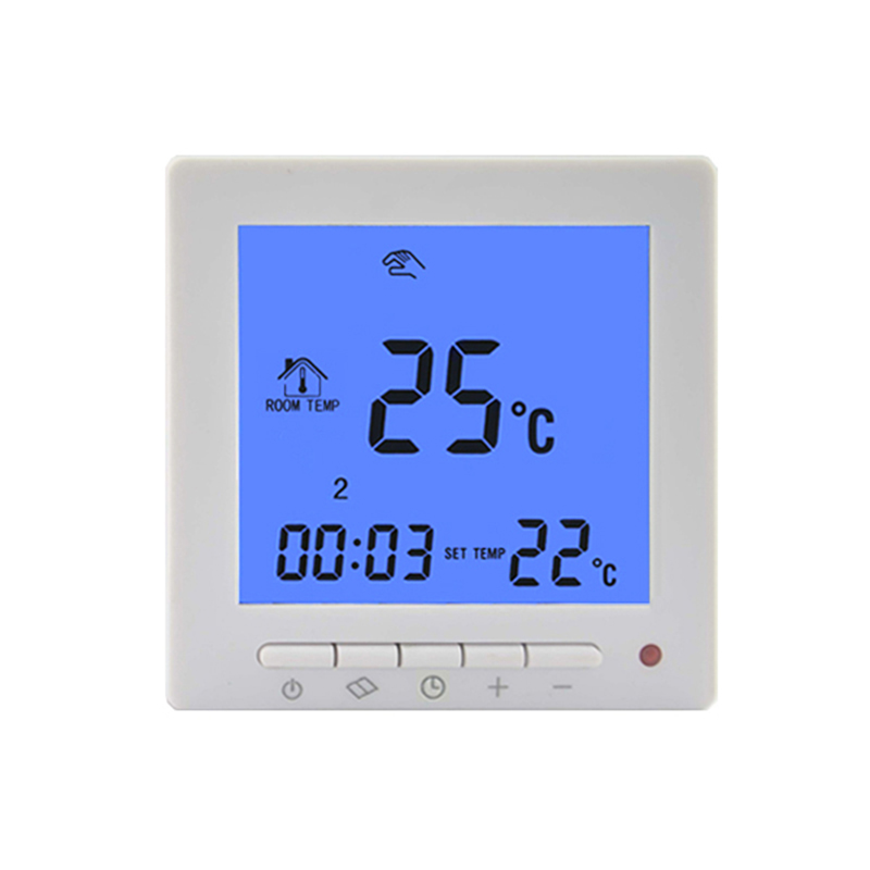 HY02B07H Room LCD Display Thermostat Thermoregulator for Warm Under Floor Eletrical Water Heating System Temperature Controller water jet system for mining under indian environment