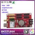 КАЛЕР ПРИВЕЛО контроллер X4W полноцветный 64*1024 пикселей USB + светодиодный контроллер WI-FI для наружной полноцветный СВЕТОДИОДНЫЙ экран