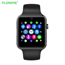 2016 Fashion Smart Watch Clock Sync Notifie Sport Pedometer Reminder Handsfree Bluetooth font b Smartwatch b