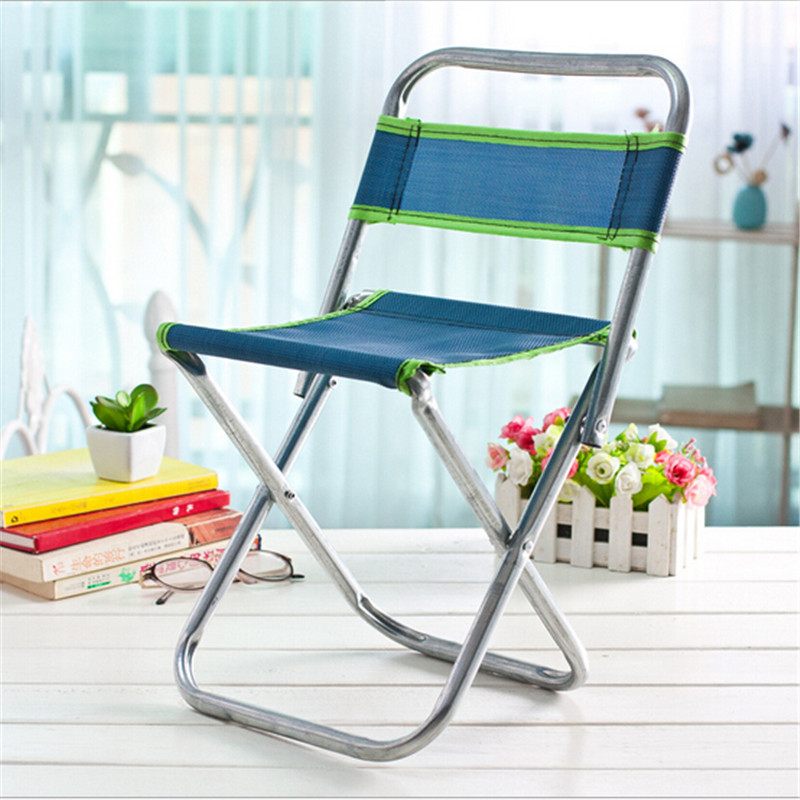 New Portable Lightweight Folding Hiking Camping Stool Seat Chair for Fishing Picnic Barbecue Beach Sunbath Party Random color brand fishing chair portable chair folding seat stool fishing camping hiking folding stool seat picnic garden bbq super light