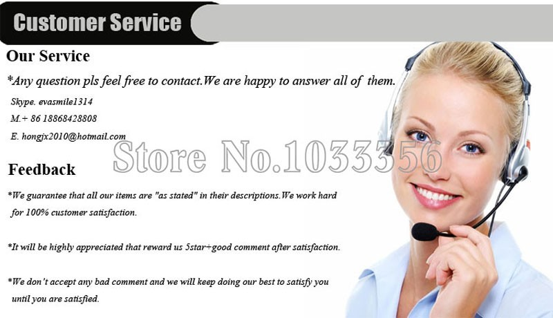5 Customer service