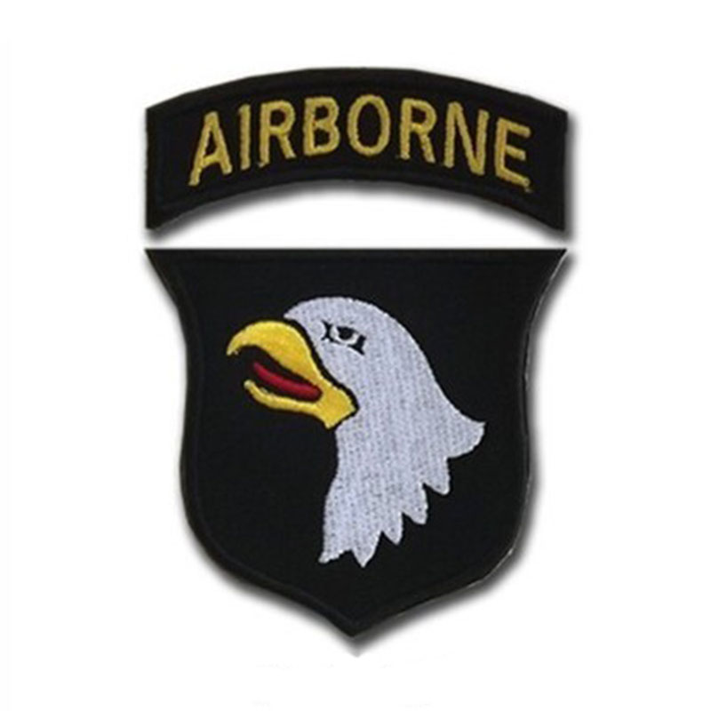 Image result for screaming eagle vietnam badge