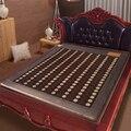 As seen on tv 2015 Natural jade mattress korea tourmaline mattress heated health mattress 1.2X1.9M
